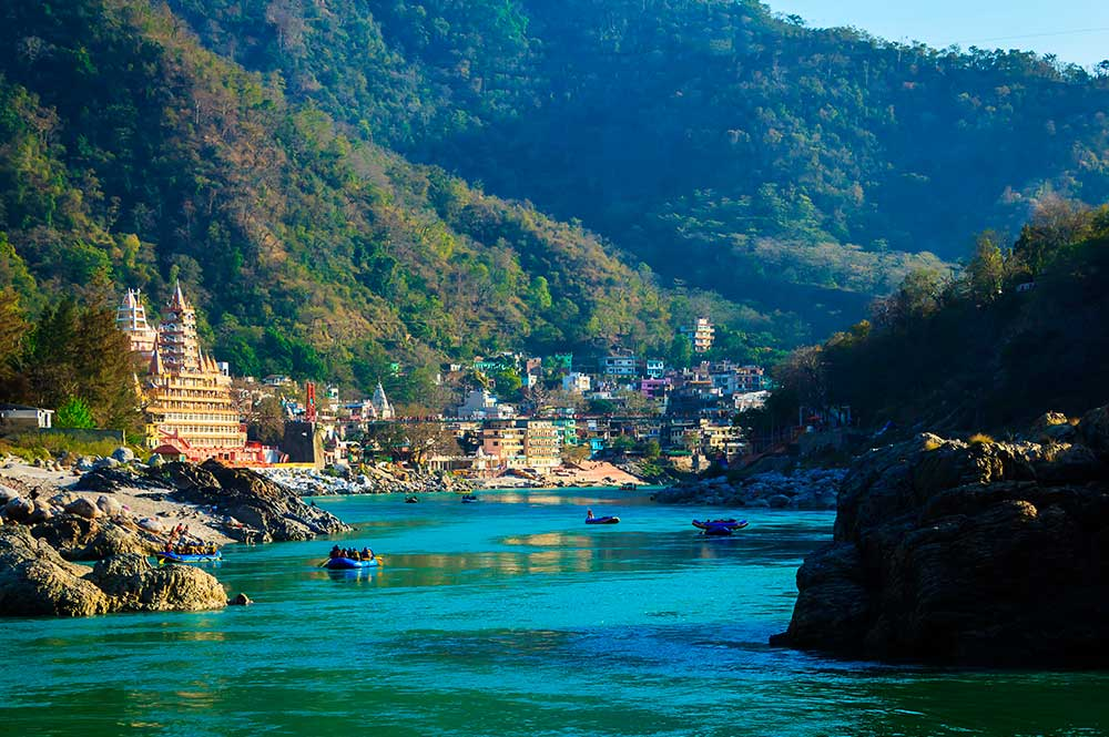 India - Rishikesh, a Capital da Yoga - Clube Turismo Online